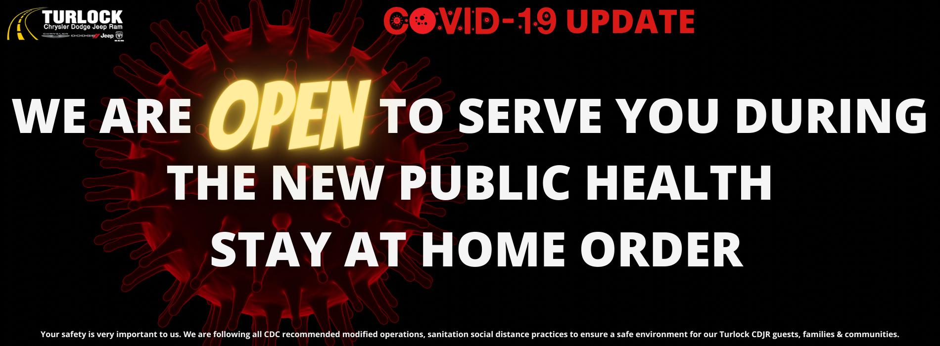 COVID-19 UPDATE20211