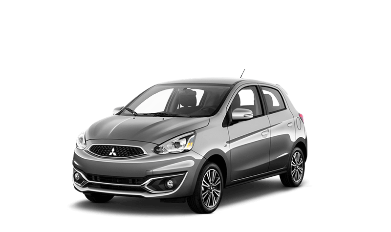 2018 Mitsubishi Mirage top pic