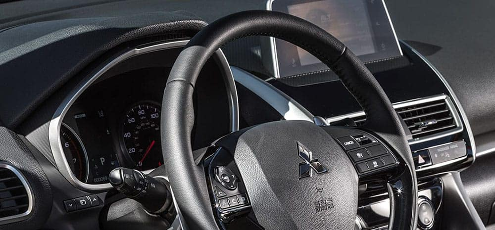 Mitsubishi-Eclipse-Cross-Interior-Steering-Wheel