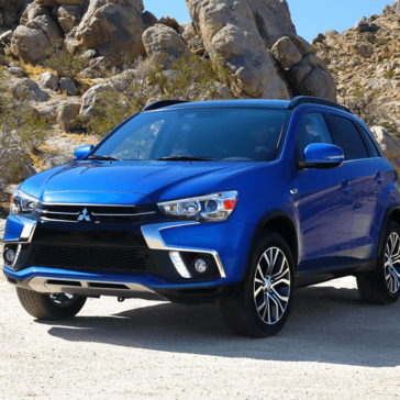 Mitsubishi Outlander Sport 2018 LED lights 1