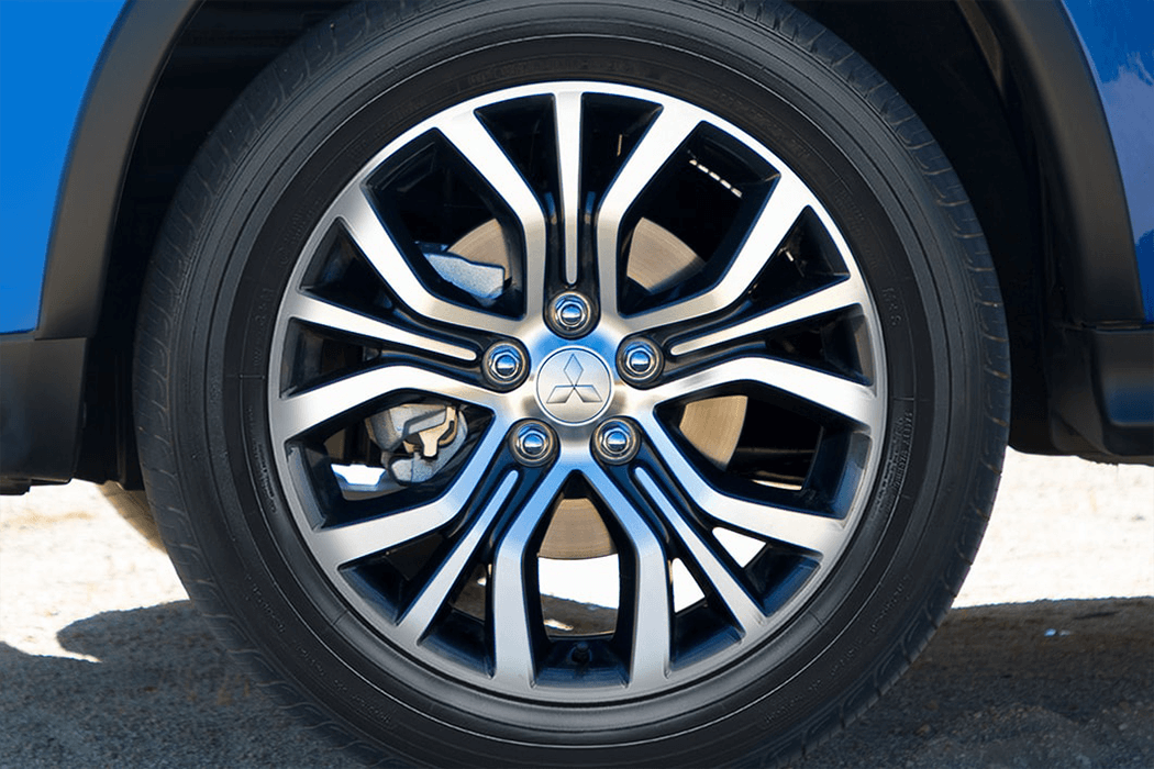 Mitsubishi Outlander Sport 2018 alloy wheels 1