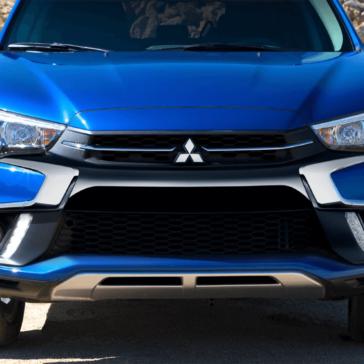 Mitsubishi Outlander Sport 2018 front grille 1