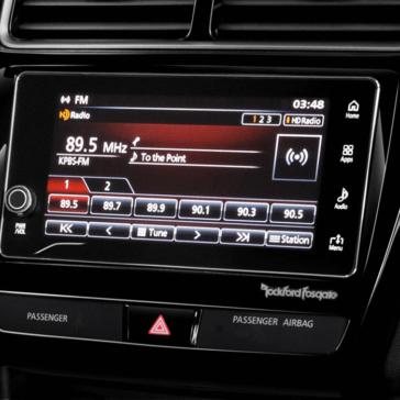 Mitsubishi Outlander Sport 2018 touchscreen display 1