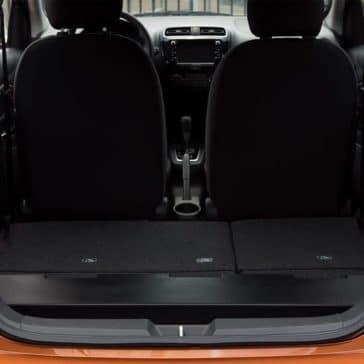 2019-Mitsubishi-Mirage-with-rear-seats-down