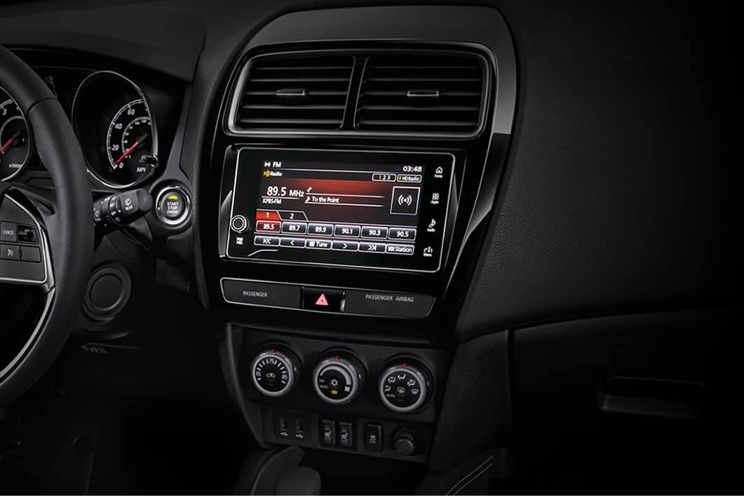 2019-Mitsubishi-Outlander-Sport-listen-to-hd-radio