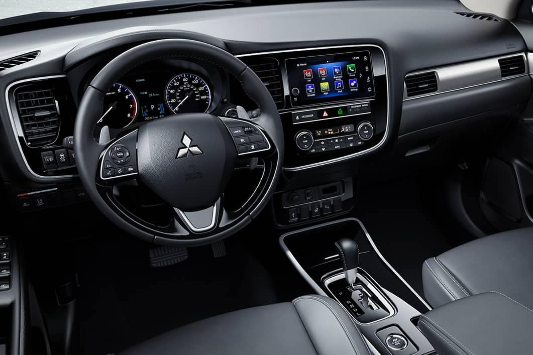 2019-mitsubishi-outlander-steering