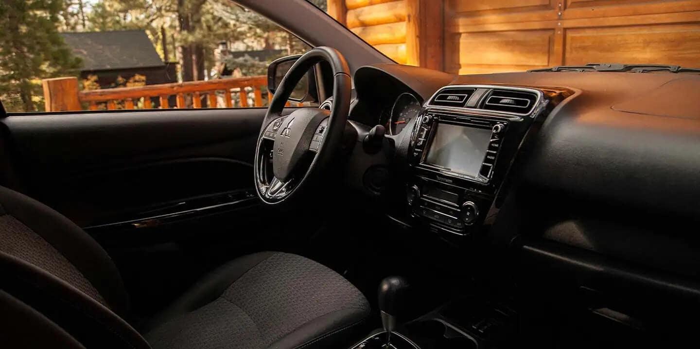 2020 Mitsubishi Mirage Dash