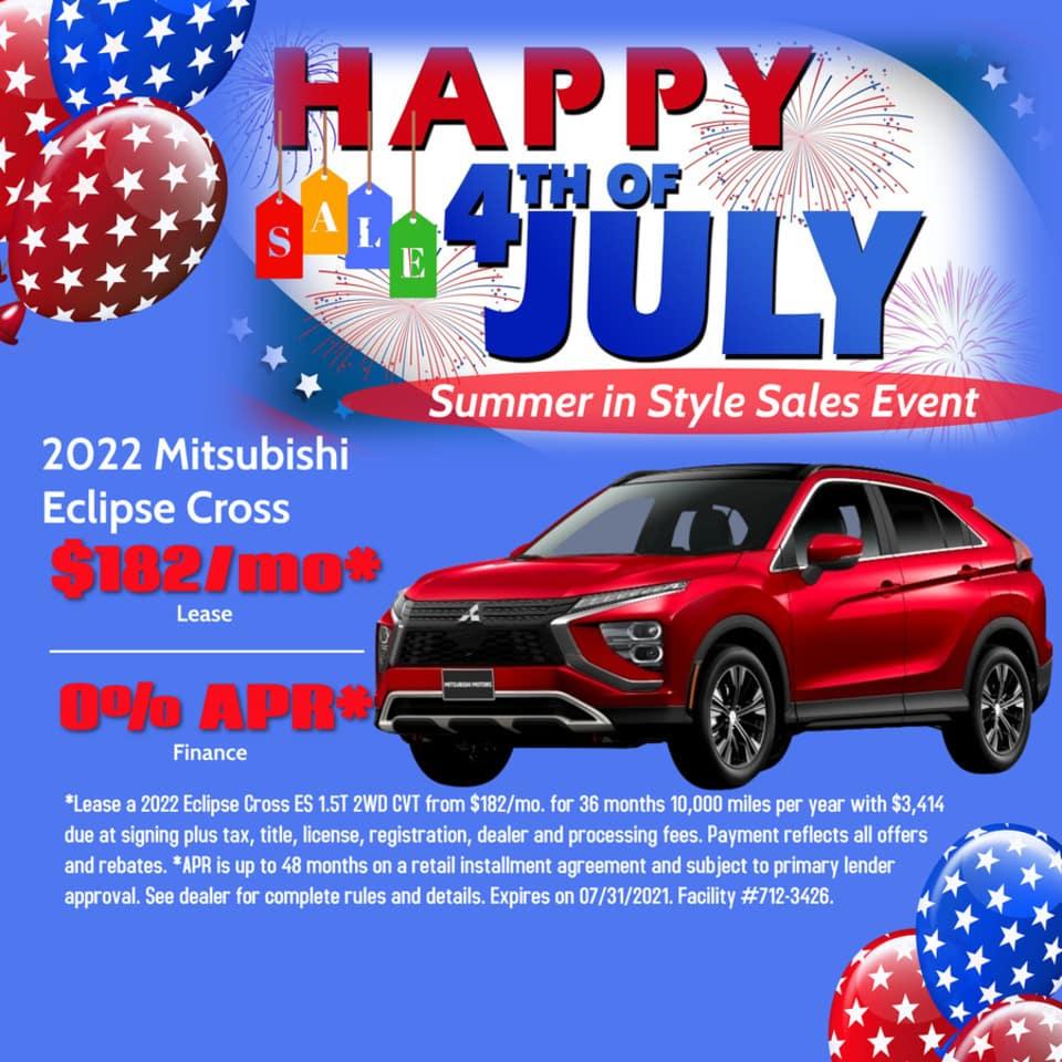 2022 Eclipse Cross