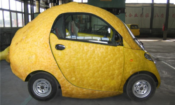 Lemon on Wheels