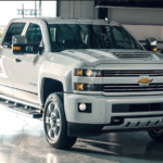 2019 Chevrolet 2500HD Vs Chevrolet 1500