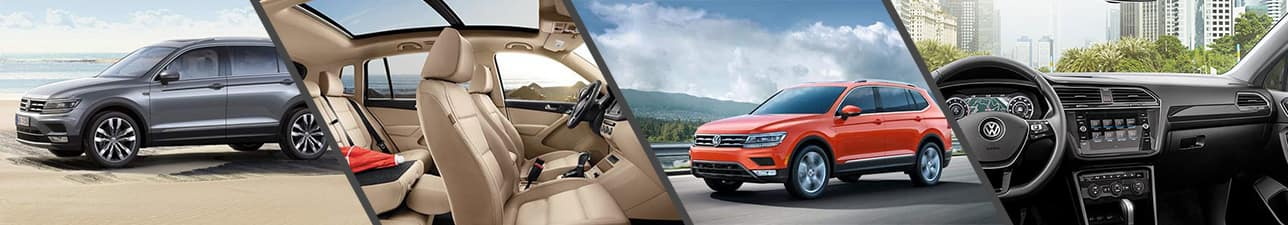 New 2019 Volkswagen Tiguan for sale in Mobile AL