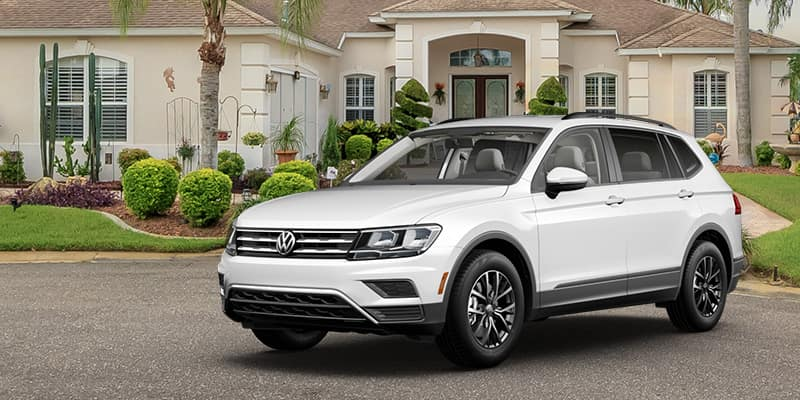<center>2021 Volkswagen Tiguan</center>