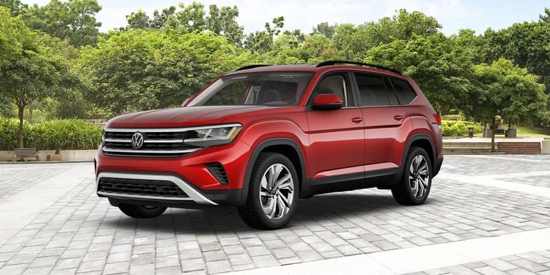 <center>2021 Volkswagen Atlas</center>