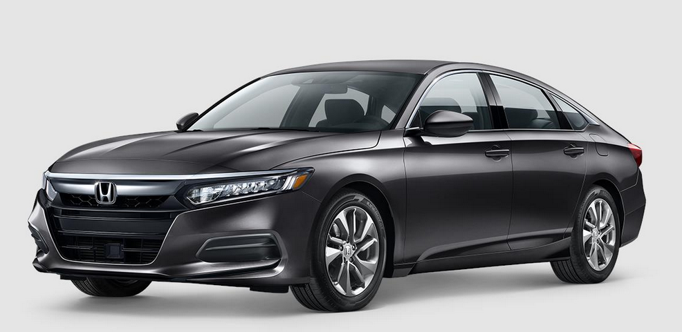 New 2019 Honda Accord LX 1.5T CVT