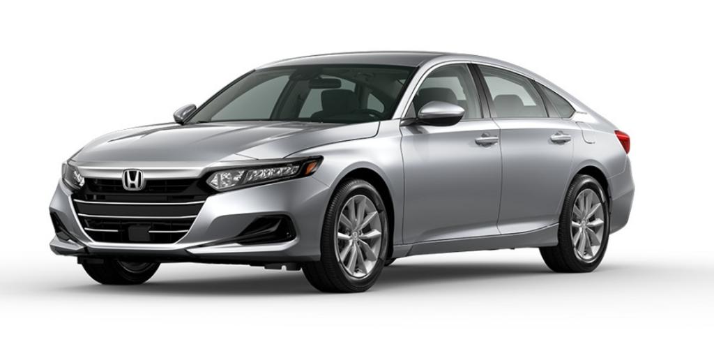 New 2021 Honda Accord Sedan LX 1.5T