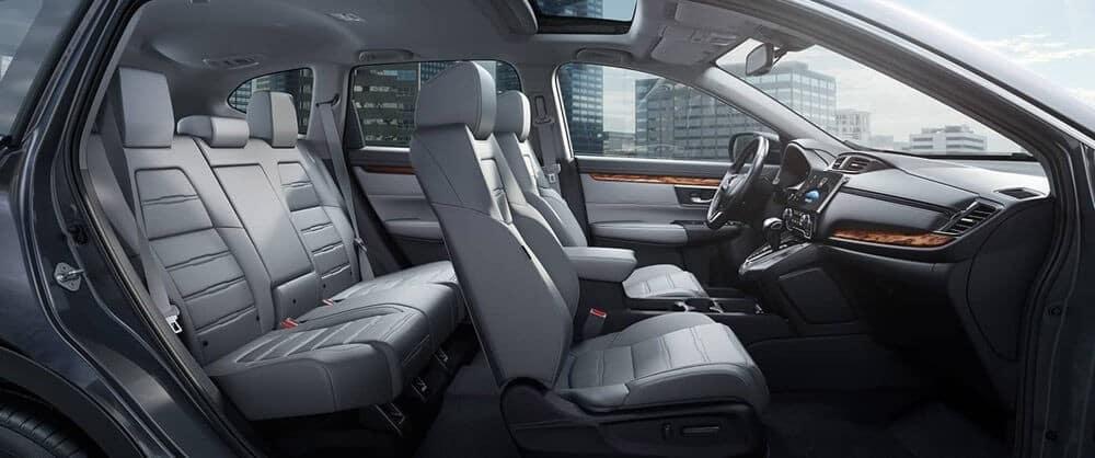 2018 Honda CR V 4