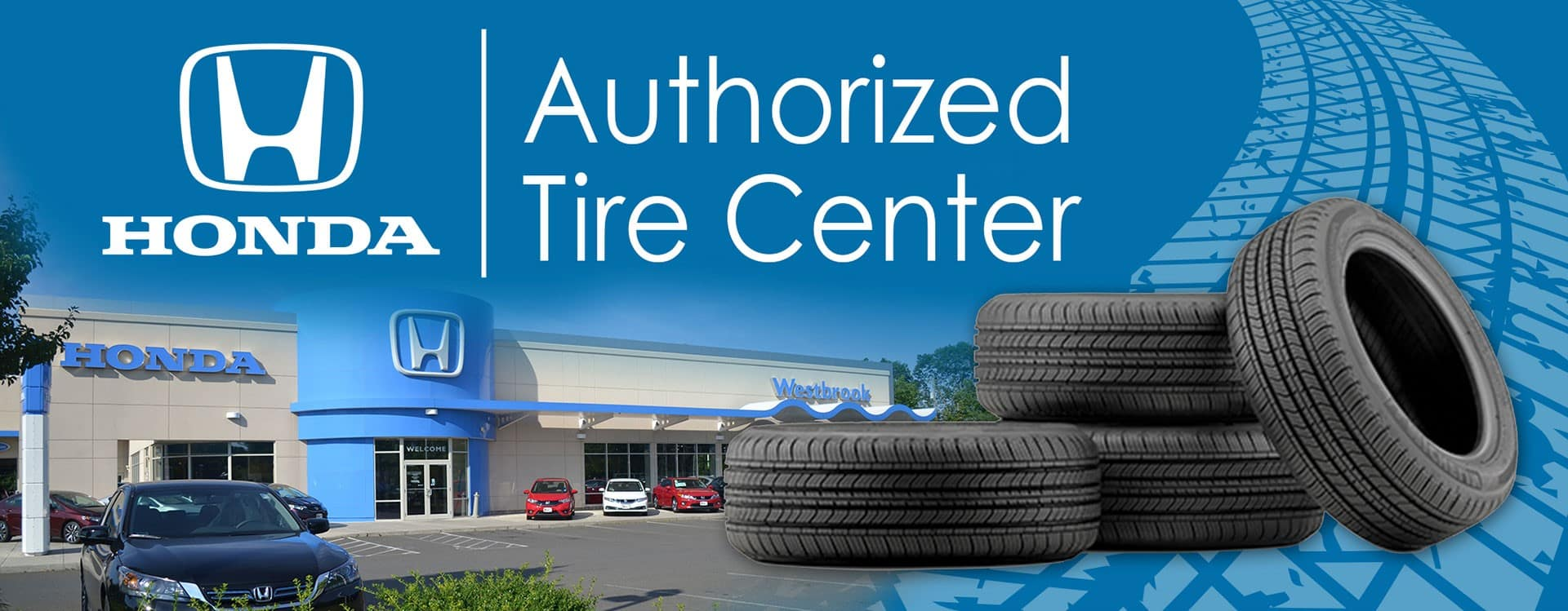 WBH Tire banner
