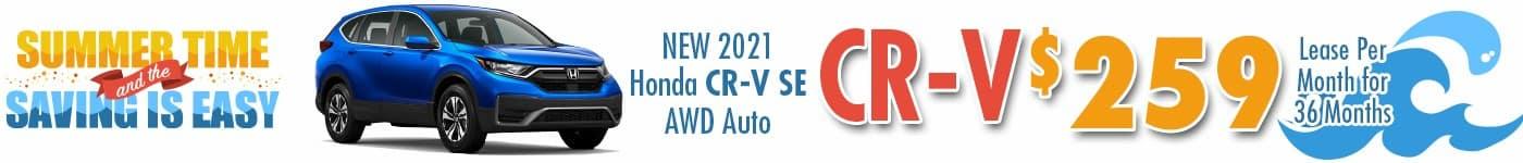 Honda DRV Jul INV