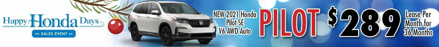 Honda Pilot INV Dec