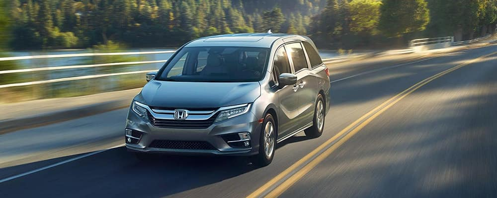 2019 Honda Odyssey performance