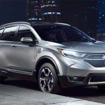 2019 Honda CR-V Parked on Street in City