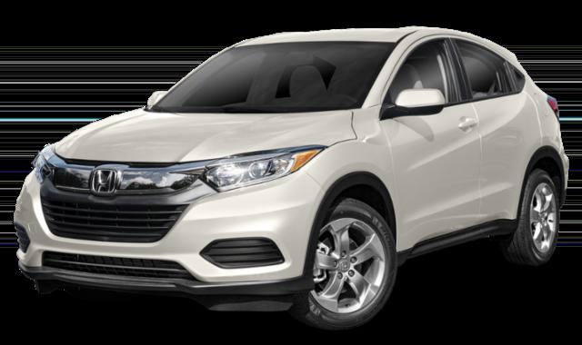 2020 Honda HR-V comparison thumbnail