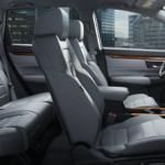 2020 Honda CR-V interior seating