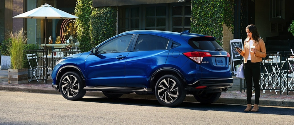 2020 Honda HR-V LE Trim Level