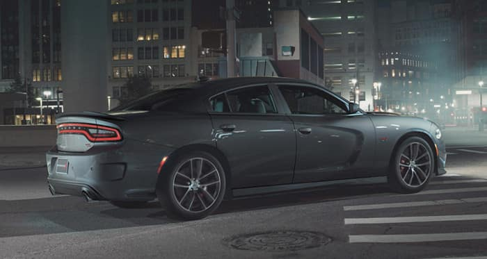 2018 Dodge Charger R:T Scat Pack on street