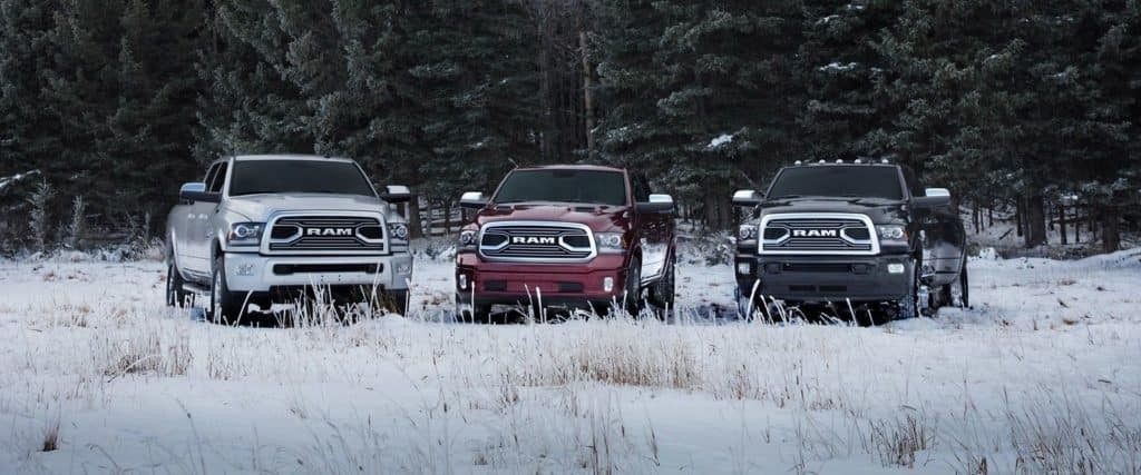 Dodge Ram Trucks >> History Of The Ram Truck Yukon Ok Westpointe Chrysler