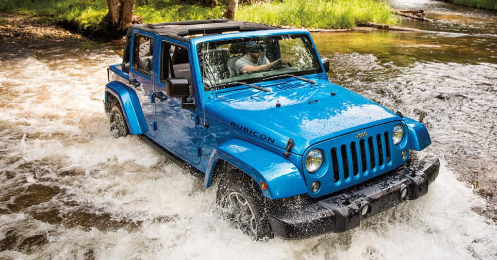 2019 Jeep Wrangler Accessories | Yukon, OK