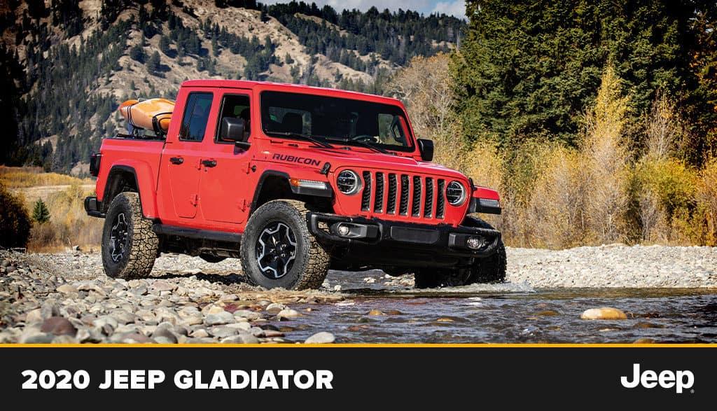 2020 Jeep Gladiator | Yukon, OK