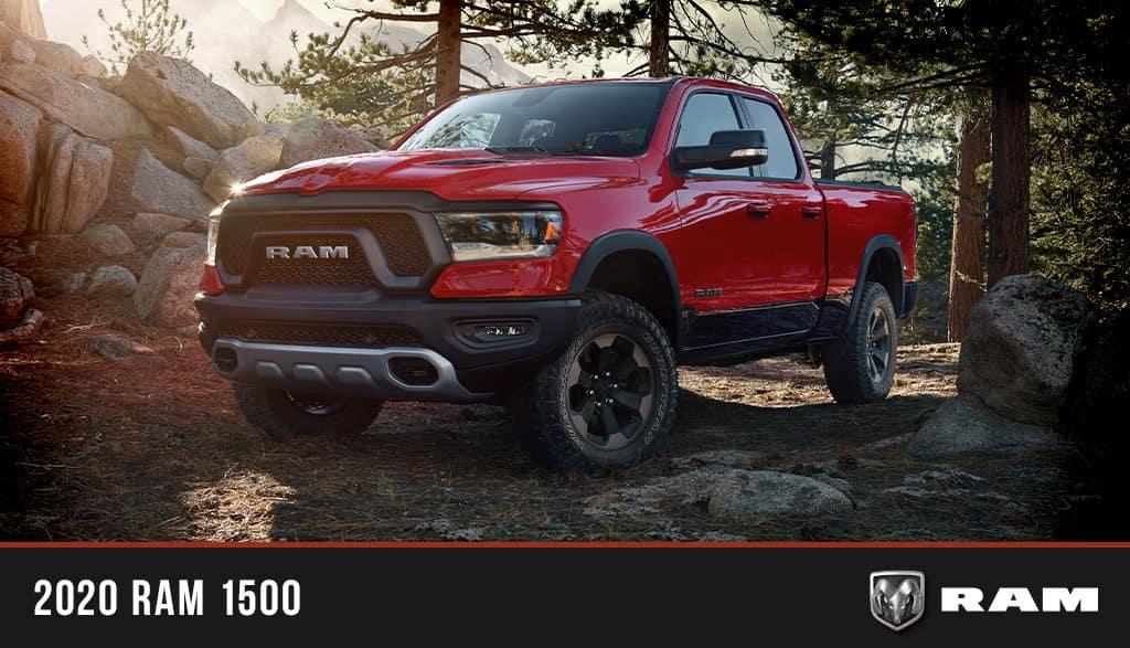 2020 Ram 1500   Yukon, OK
