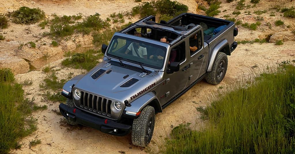 2020 Jeep Gladiator Yukon, OK