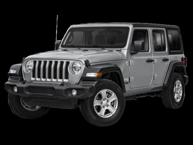 2020 Jeep Wrangler Unlimited 4 door