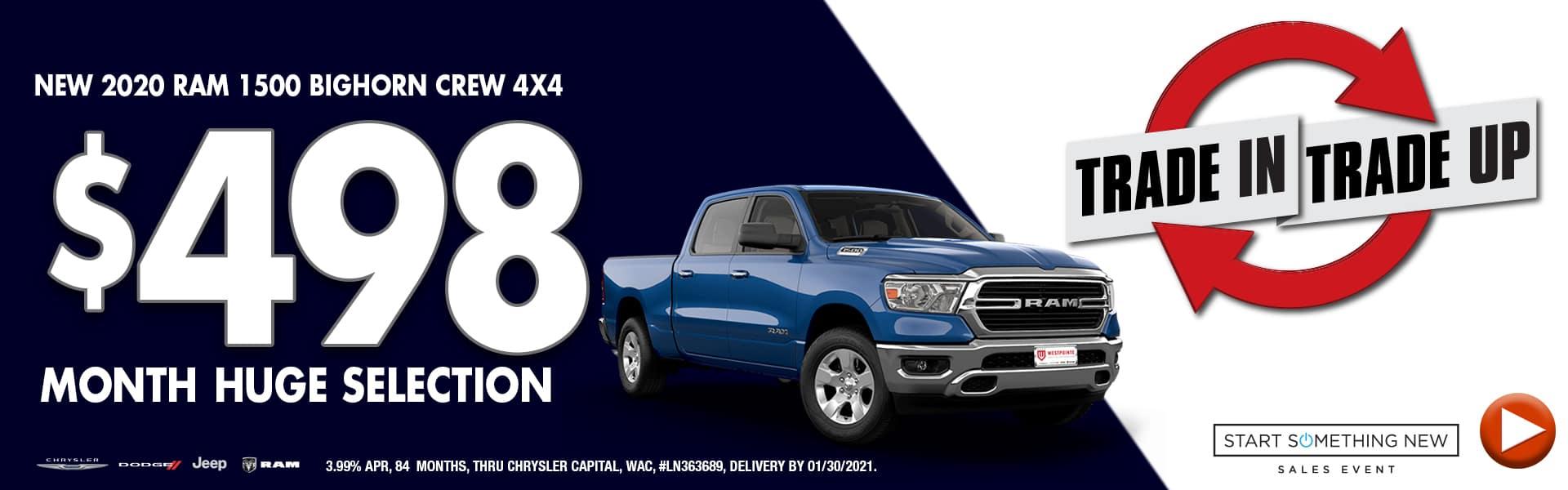 Blue Ram Bighorn 1500