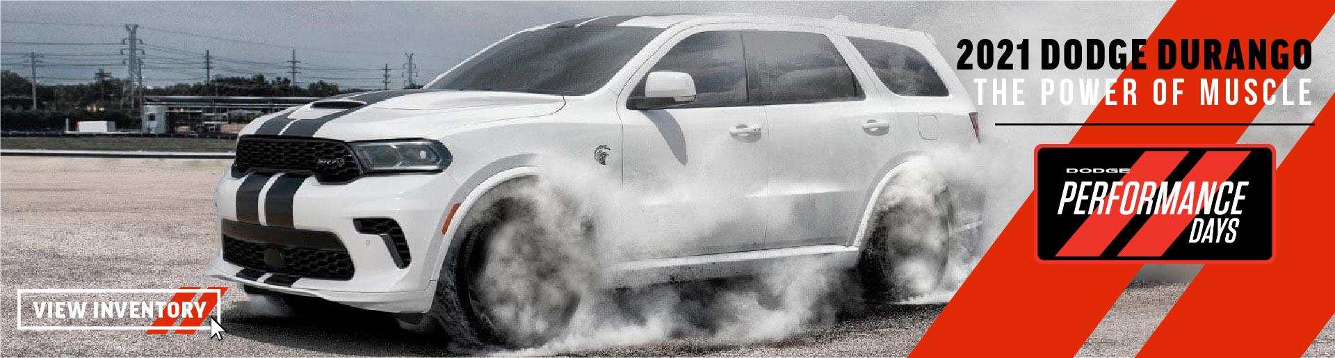 2021 Dodge Durango Generic