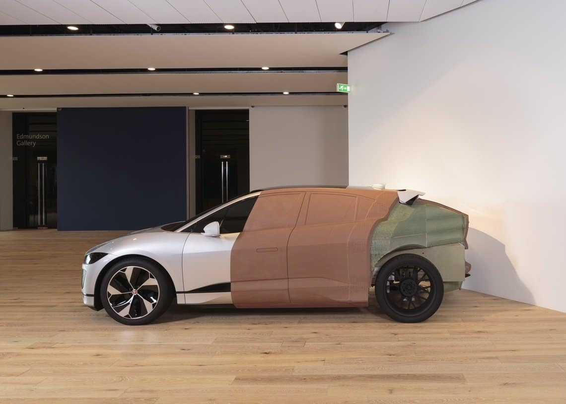 Check Out This Full Size Clay I-PACE
