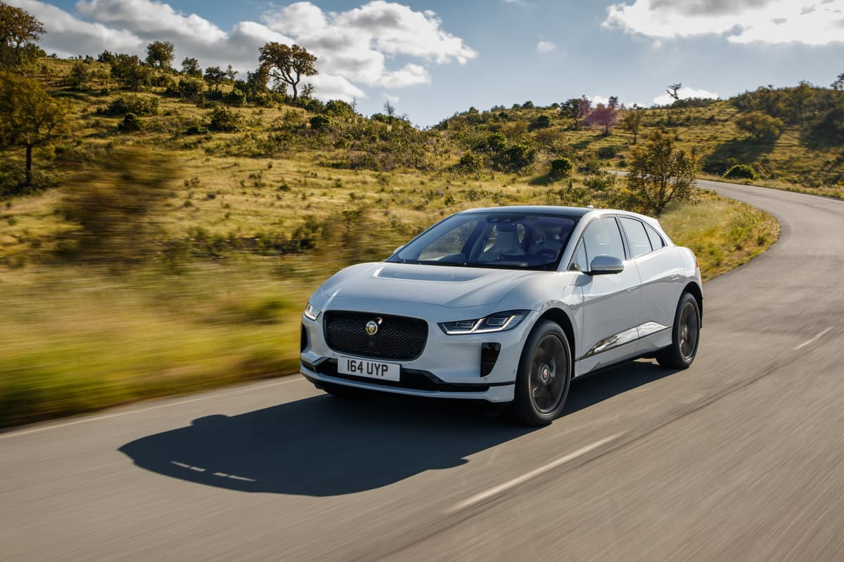 Electric I-PACE Impresses as Car of the Year